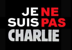 I am NOT Charlie, because these cartoonists deliberately insulted people in a way that was less like satire and more like bullying.