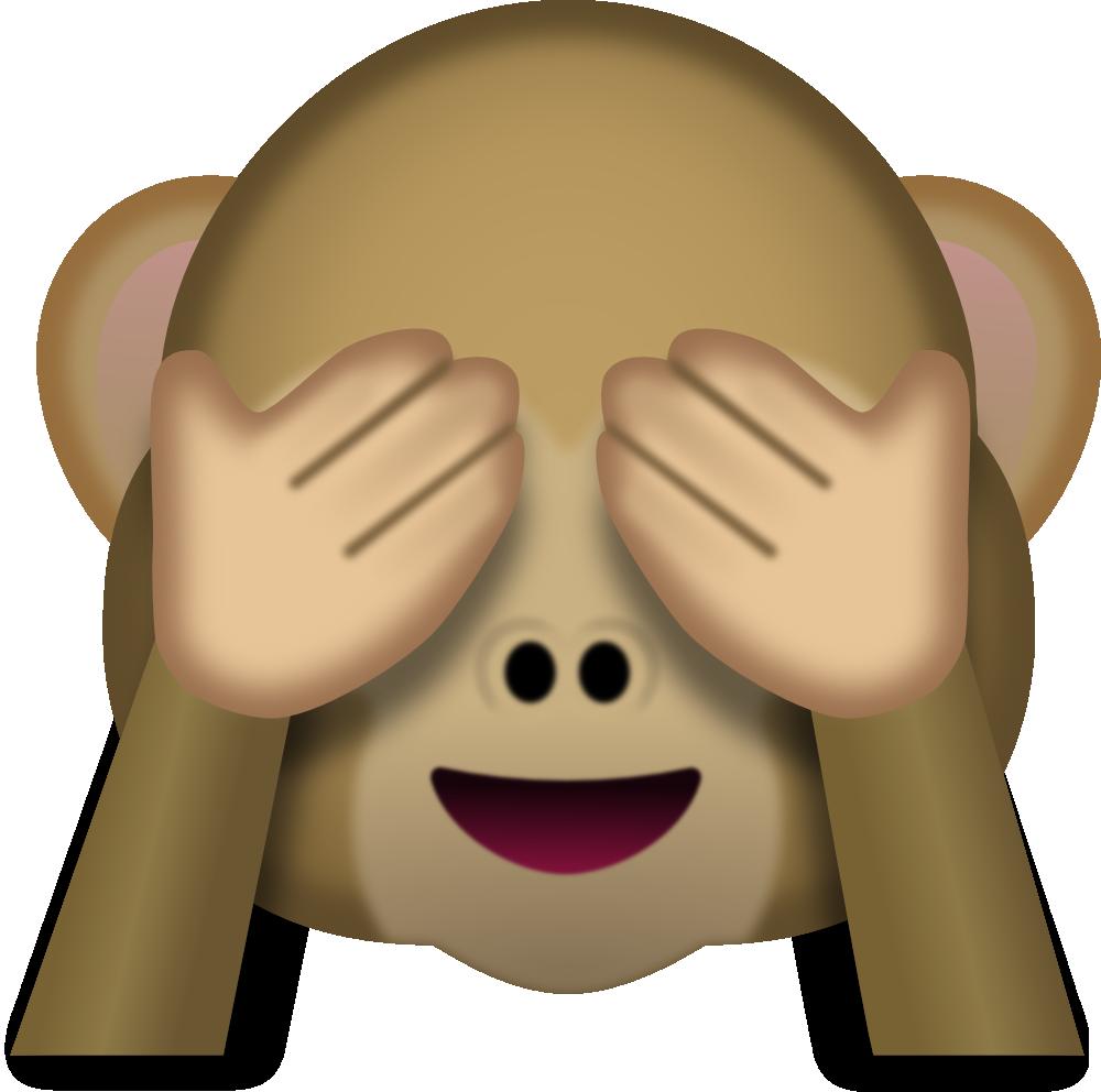 emoji SeeNoEvil